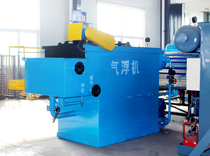郑州食品厂气浮机