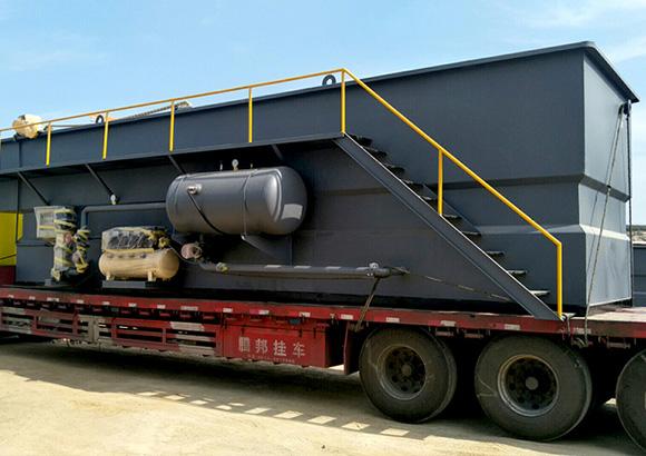 气浮机设备与安装