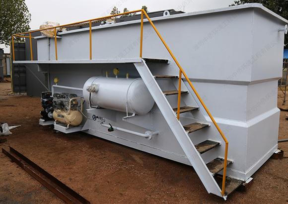 气浮机压力控制