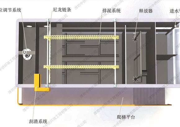 气浮机原理图